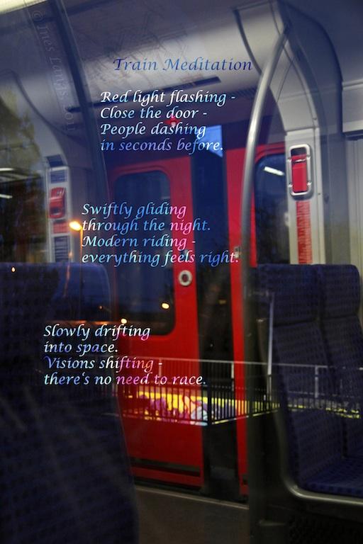 Train Meditation