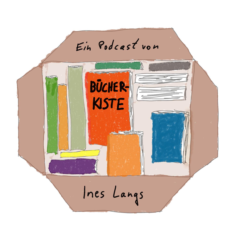 """Podcast """"Bücherkiste"""" – Folge 1"""